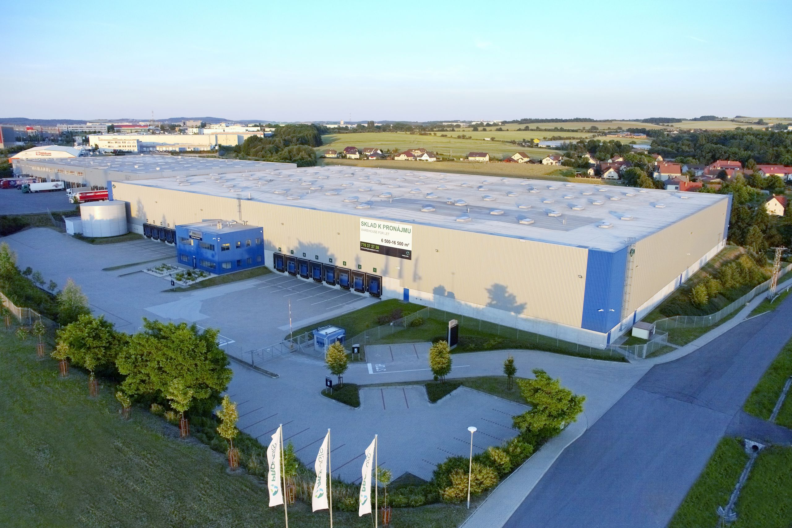 Prologis Park Prague D1 West II (2)