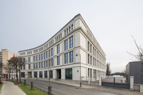 Budynek biurowy LPP. Fot. Allcon Budownictwo