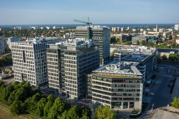 Olivia-Business-Centre-widok-z-drona-2015
