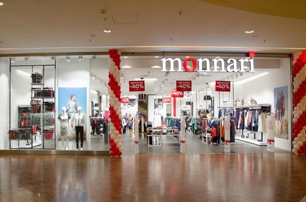 0685f684 Salon Monnari to nowy najemca w centrum handlowym Manufaktura w Łodzi.  Sklep wrócił tam po czterech latach. Lokal handlowy ma ponad 200 metrów  kwadratowych.