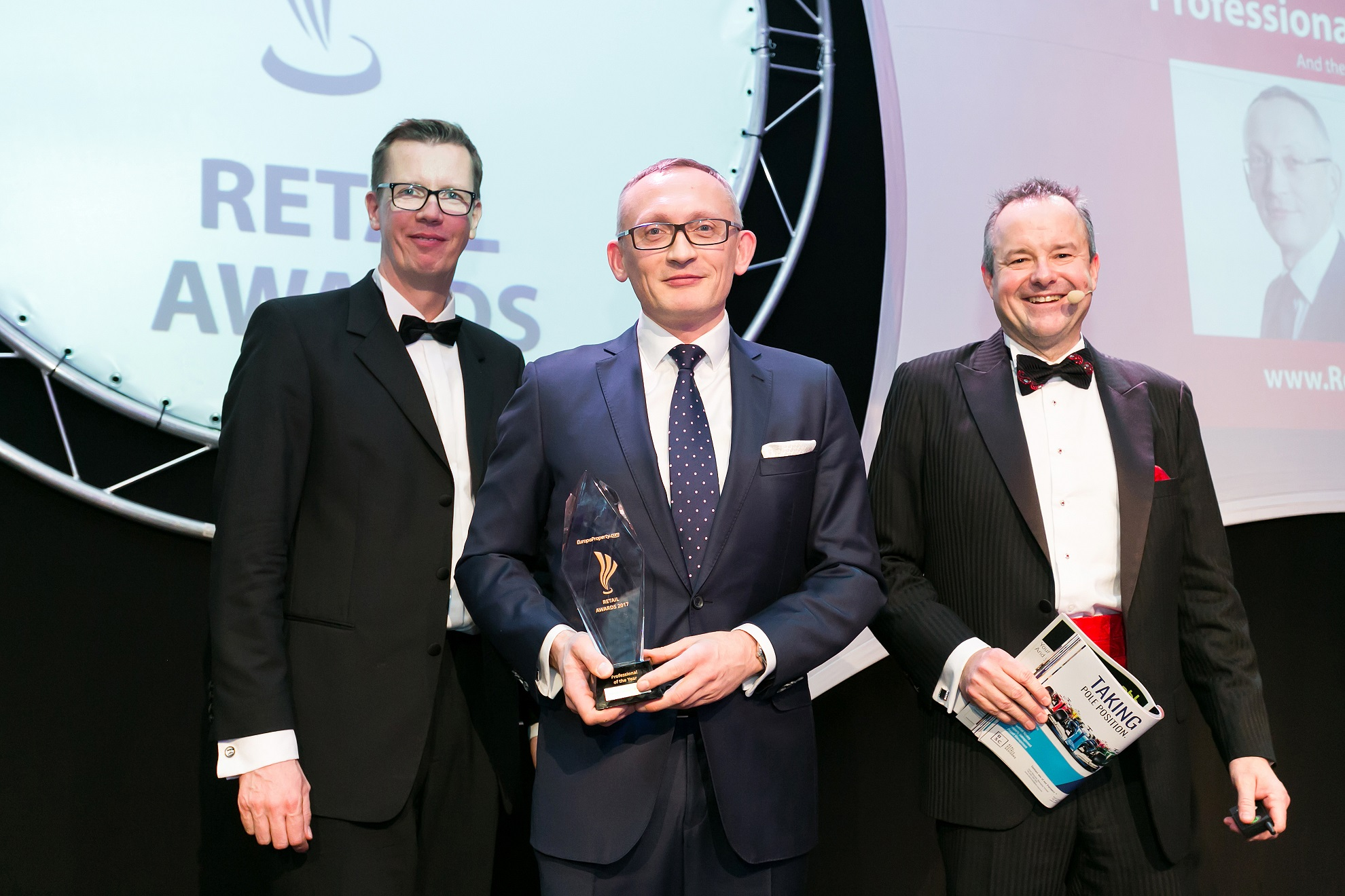 Mayland z nagrodą CEE Retail Real Estate Awards