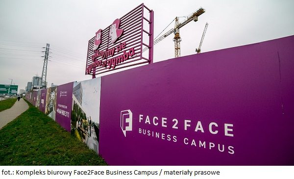 Kompleks biurowy Face2Face Business Campus