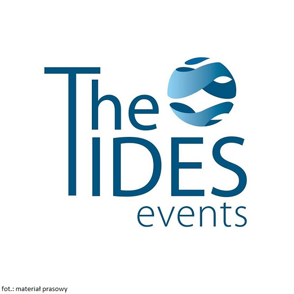 The Tides Events logotyp