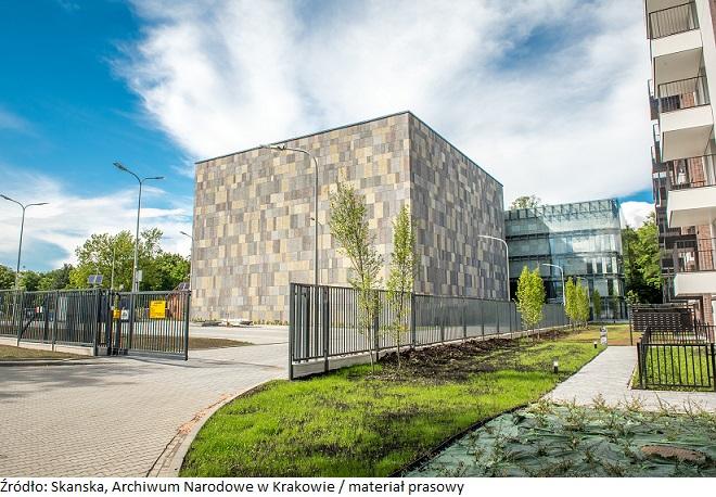 Skanska wybudowała najnowocześniejsze i największe archiwum w Polsce