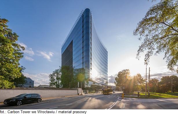 PROSTEP sfinalizował transakcję najmu we wrocławskim Carbon Tower