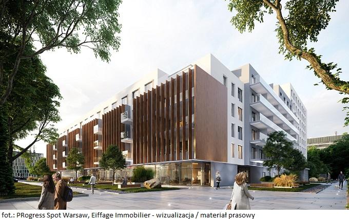 Eiffage Immobilier poszukuje partnera inwestycyjnego