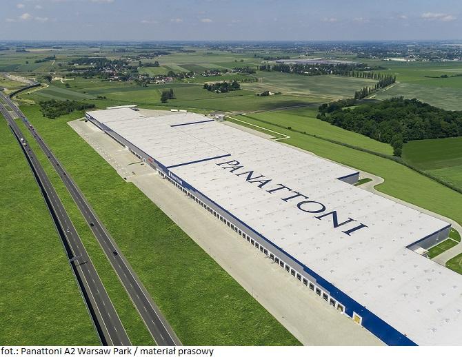 Panattoni zakończyło największy obiekt magazynowy w rejonie warszawskim
