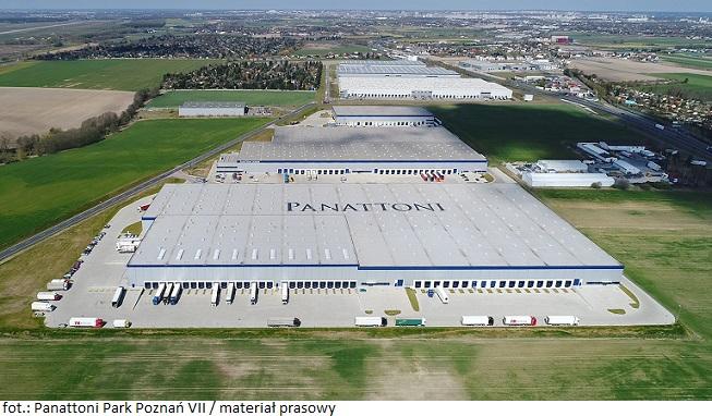 Firma Ekol Poland dla Regatty w Panattoni Park Poznań VII – operator logistyczny zajmie 23 500 m kw.