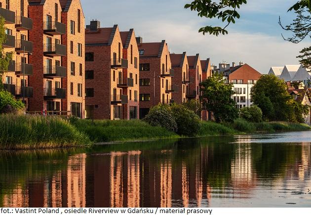 Mieszkania gotowe do zamieszkania w Gdańsku od Vastint Poland