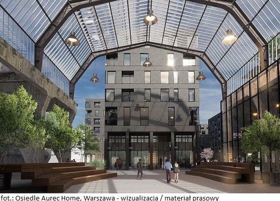 Aurec Home zakupił działkę w Ursusie pod budowę osiedla