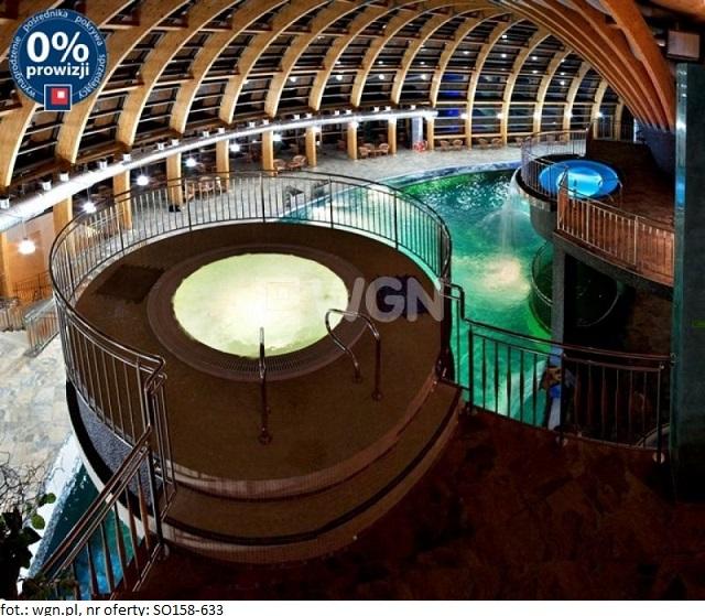 WGN sprzedaje hotel z aquaparkiem położony w górach