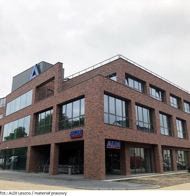 Sieć ALDI kontynuuje ekspansję i otwiera sklep w Lesznie