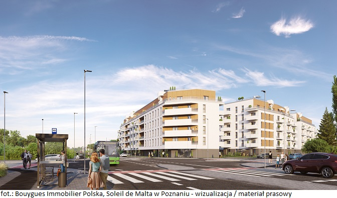 Bouygues Immobilier_Soleil de Malta_Poznan_wizualizacja_01