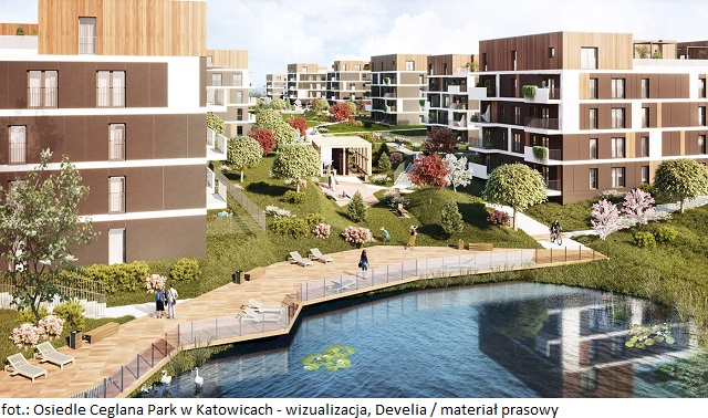 Nowa odsłona osiedla Ceglana Park w Katowicach - ruszyła przedsprzedaż mieszkań