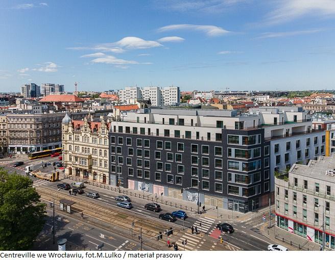 Wrocławski Centreville otwarty przez dwa dni – można zobaczyć luksusowy apartamentowiec na Nadodrzu