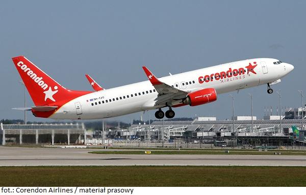 Linie lotnicze Corendon Airlines z bogatą ofertą