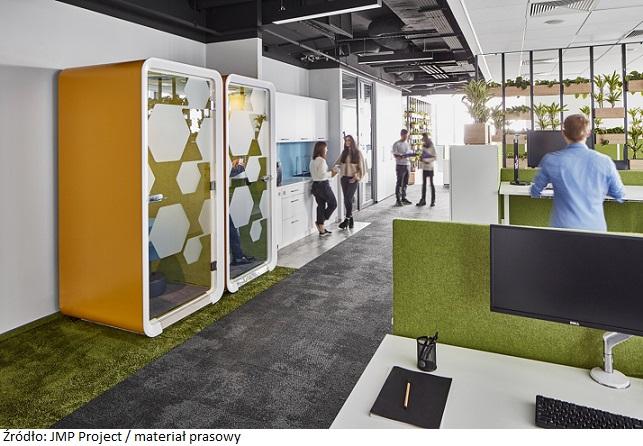 Office of the future 4.0 – czyli dlaczego biura przetrwają po pandemii?