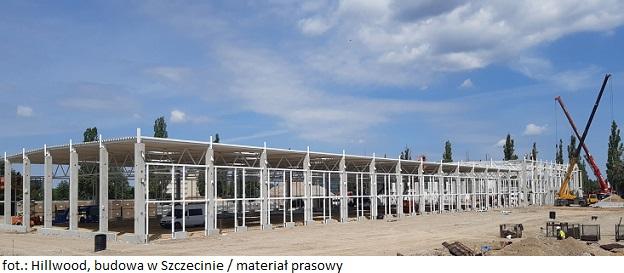 Hillwood_budowa Szczecin