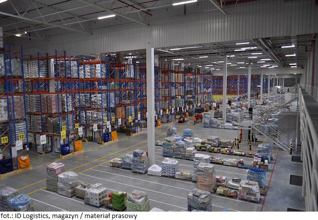 Dobre wyniki ID Logistics w I półroczu – wzrost sprzedaży o 4,3 proc. do 776,6 mln EUR