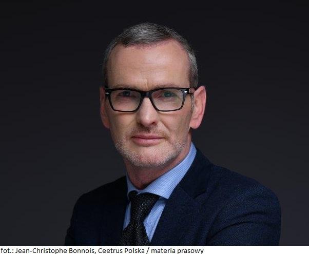 Firma Ceetrus Polska ma nowego dyrektora