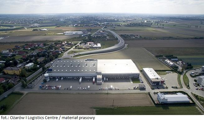 Firma PLOH rozwija się w obiekcie Ożarów I Logistics Centre