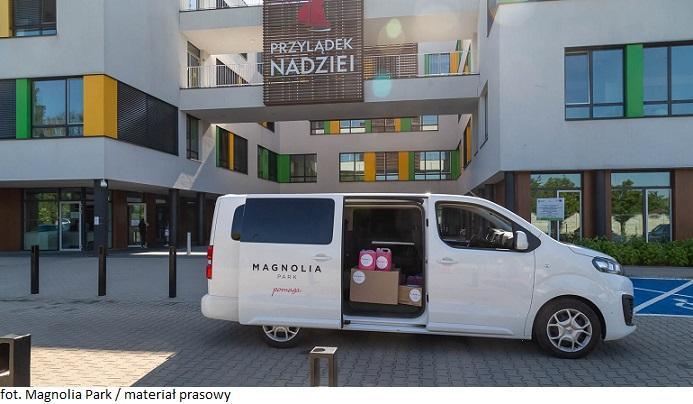 Duży sukces Magnolia Park we Wrocławiu w obszarze CSR