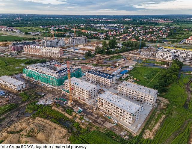 Nowe mieszkania na wrocławskim Jagodnie coraz bliżej