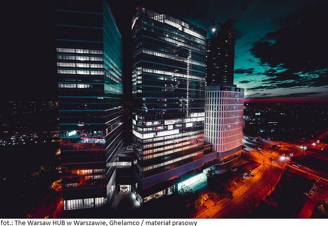 Kompleks The Warsaw HUB z pozwoleniem na użytkowanie