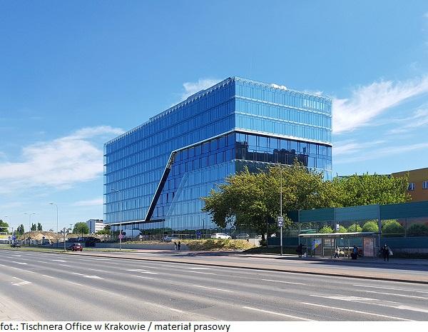 Skanska S.A. wynajęła przestrzeń w biurowcu Tischnera Office w Krakowie