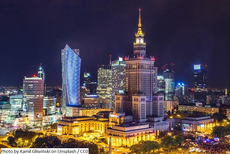 Polska biurowcami stoi – gdzie jest ich najwięcej?