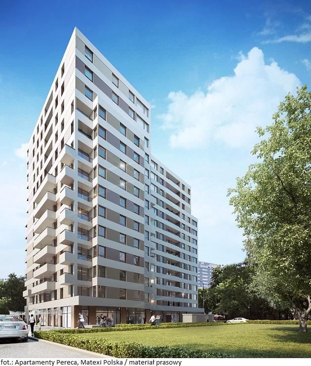 Apartamenty Pereca_Matexi Polska