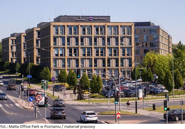 Siemens przedłuża o 5 lat umowę najmu i podwaja powierzchnię biura  w Malta Office Park