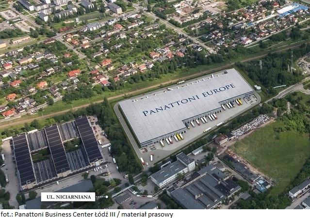 Media Expert z 12 000 m kw. w Panattoni Business Center Łódź III zamyka proces komercjalizacji obiektu