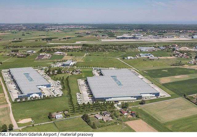 PEKAES wchodzi do Panattoni Gdańsk Airport – blisko 15 500 m kw. powierzchni magazynowej i cross-dockowej