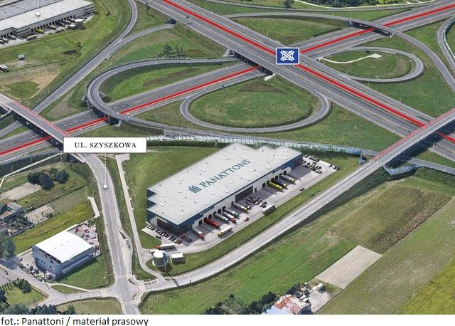 Panattoni rusza z budową City Logistics Warsaw Airport II – 9 000 m kw. przy południowej obwodnicy Warszawy