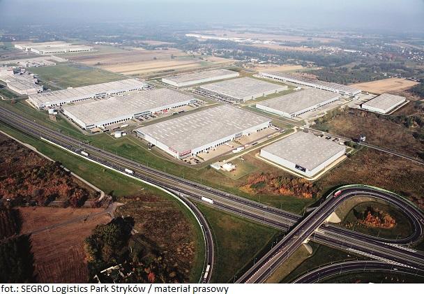 Firma Investa przedłuża umowę z SEGRO Logistics Park Stryków