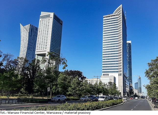Firma Alstom Konstal powiększa biuro w Warsaw Financial Center