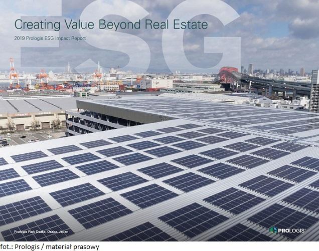 Raport ESG 2019: Prologis podnosi poprzeczkę dla branży nieruchomości