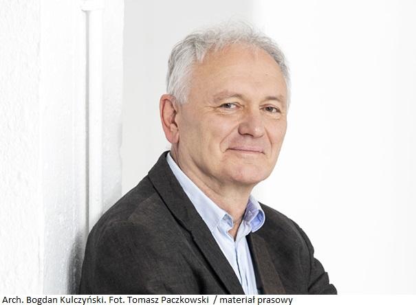 Arch. Bogdan Kulczynski. Fot. Tomasz Paczkowski (2)