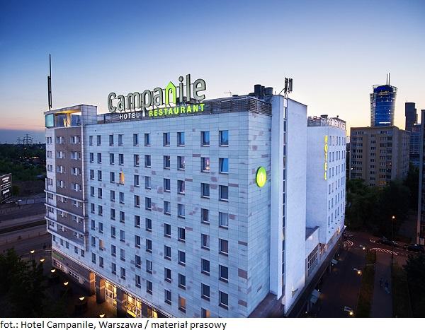 Budynek_Campanile Warszawa