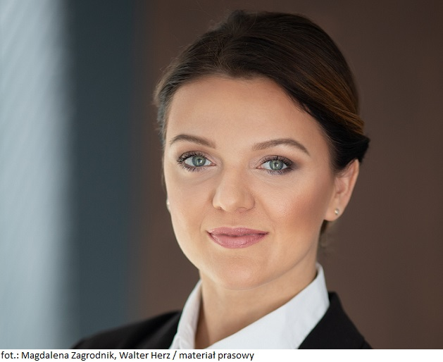 Magdalena Zagrodnik - HR Business Partner w Walter Herz