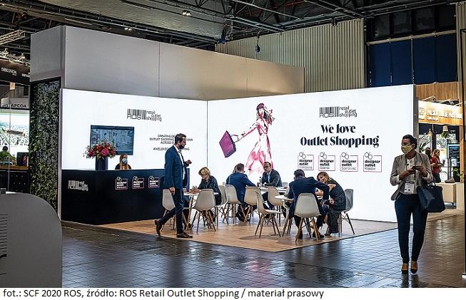 Targi SCF CEE 2020 zakończone sukcesem dla ROS Retail Outlet Shopping