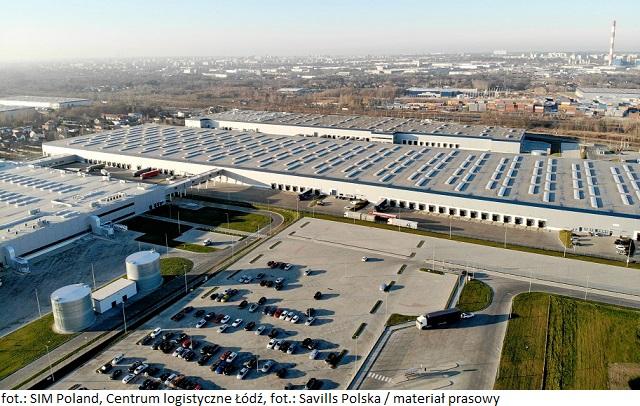 Savills Investment Management kupił od Invesco Real Estate centrum logistyczne w Łodzi