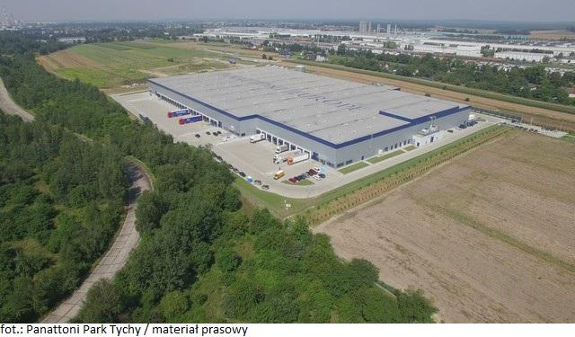 Ekspansja w Panattoni Park Tychy – firma Regesta zwiększa zajmowaną powierzchnię o 10 700 m kw.