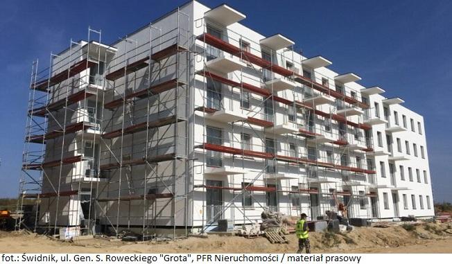 PFR Nieruchomości S.A.: Ponad 2 tysiące mieszkań w budowie