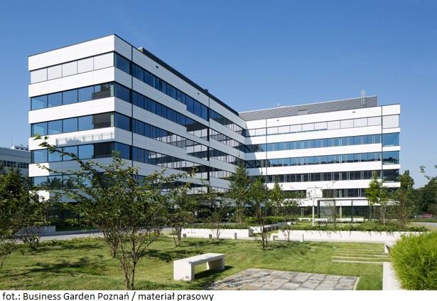 Business Garden w Poznaniu pozyskał nowego biurowego najemcę