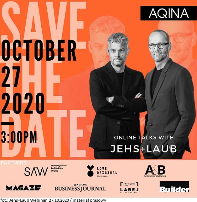 Webinar: 27 października odbędzie się kolejne spotkanie z serii AQINA TV