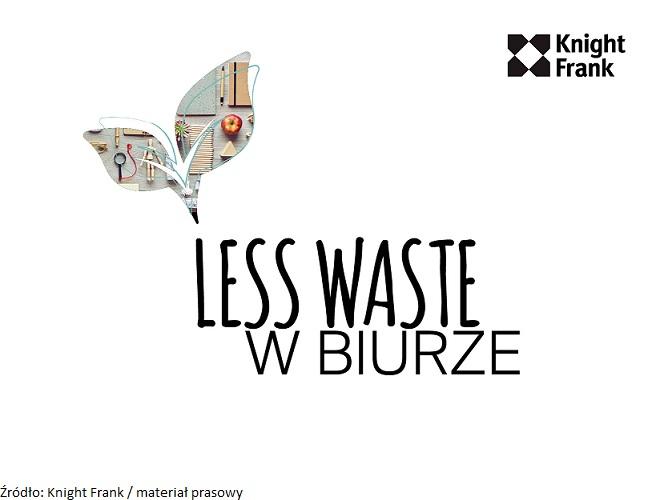 Less waste w biurze_grafika