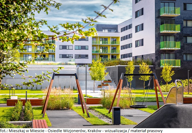 Osiedle Mieszkaj w Mieście z prestiżową nagrodą European Property Awards 2020-21