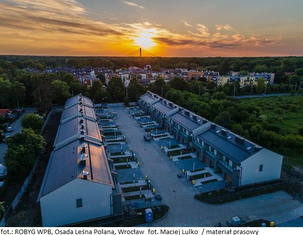 Deweloper ROBYG buduje więcej mieszkań we Wrocławiu